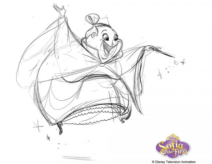 Completely new Disney Sofia The First | Davids Doodles ME81